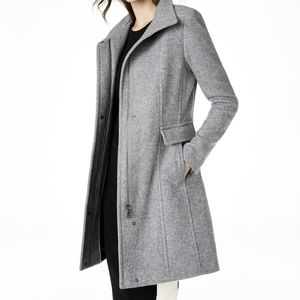 LIKE NEW Calvin Klein Wool Coat